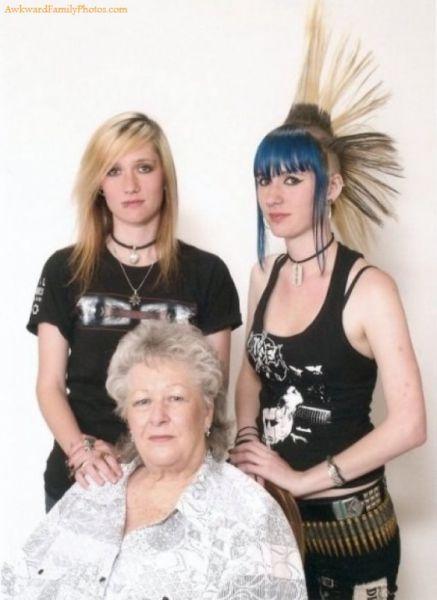 Really Cringe-Worthy Family Photographs