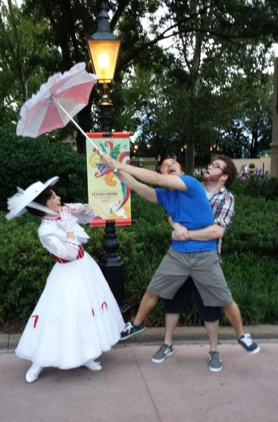 Disney Parks are Full of Fun and Fantasy