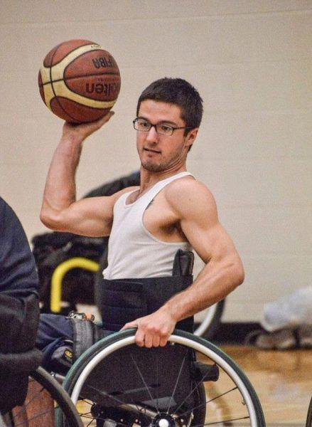 This Wheelchair Bound Dude Is a Definite Thrill-Seeker