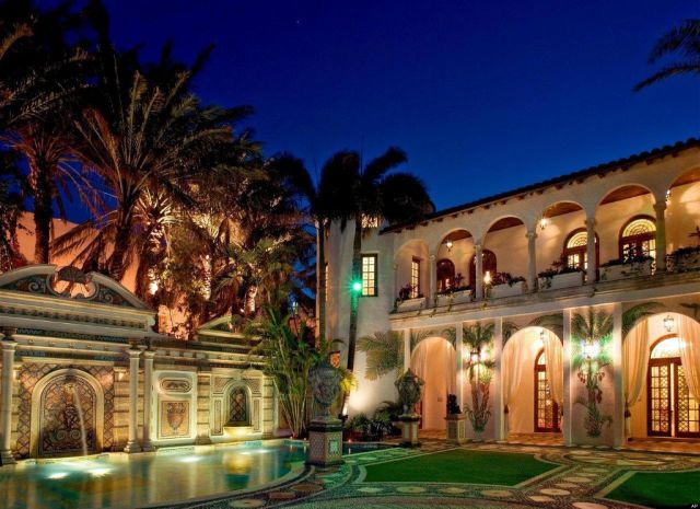 Opulent Versace Mansion Finally Sold for $41.5 Million!
