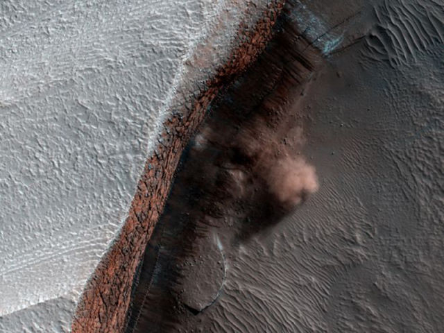 The Most Magnificent Pictures of Mars Taken by NASA's Orbiter