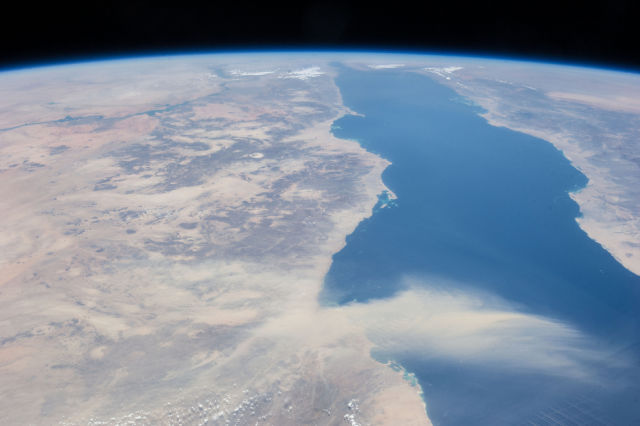 Amazing Photos of Earth Taken from Outer Space