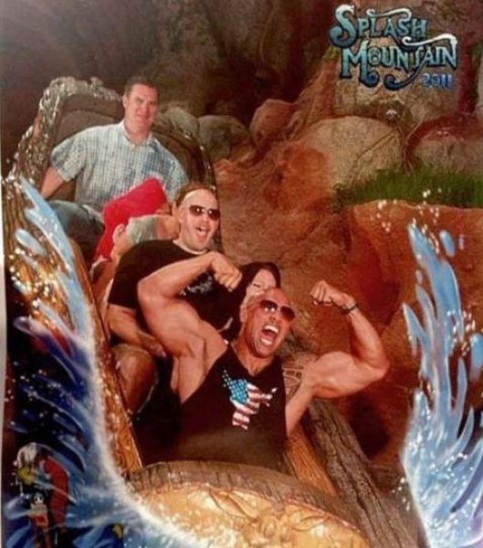 Epic Disney Splash Mountain Photos That Totally Rock