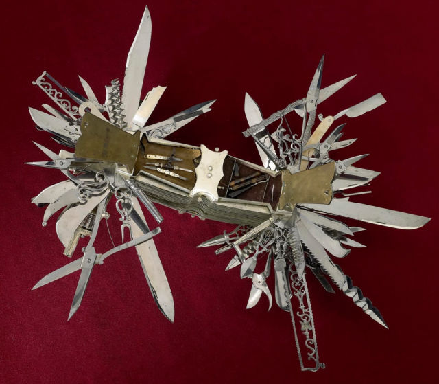 The King of All Swiss Army Knives