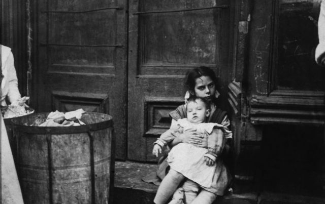 The Slumdogs of a New York City Gone By