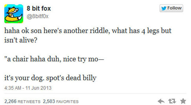 An Amusing Collection of Funny Tweets