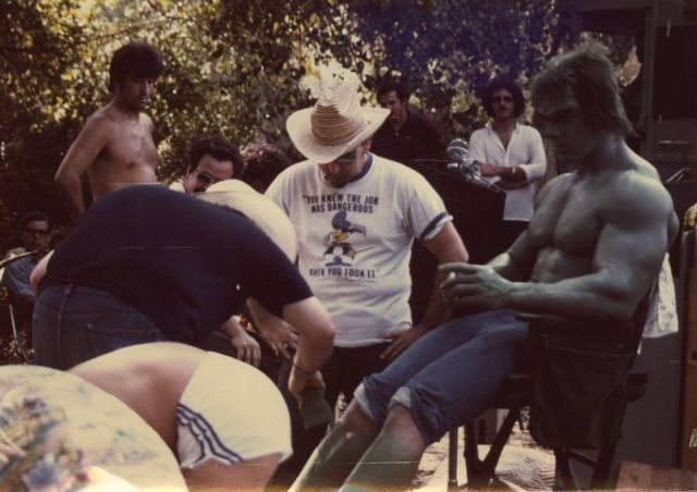 Candid Set Photos from Some of the Greatest Films Ever Made