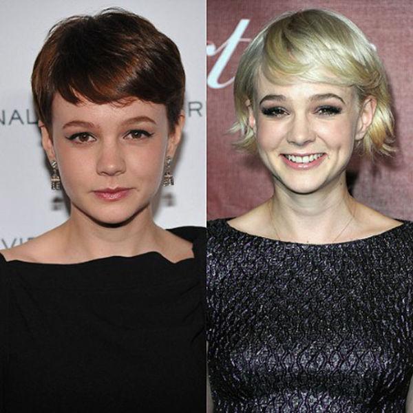 Celebrity Transformation: Blonde vs. Brunette