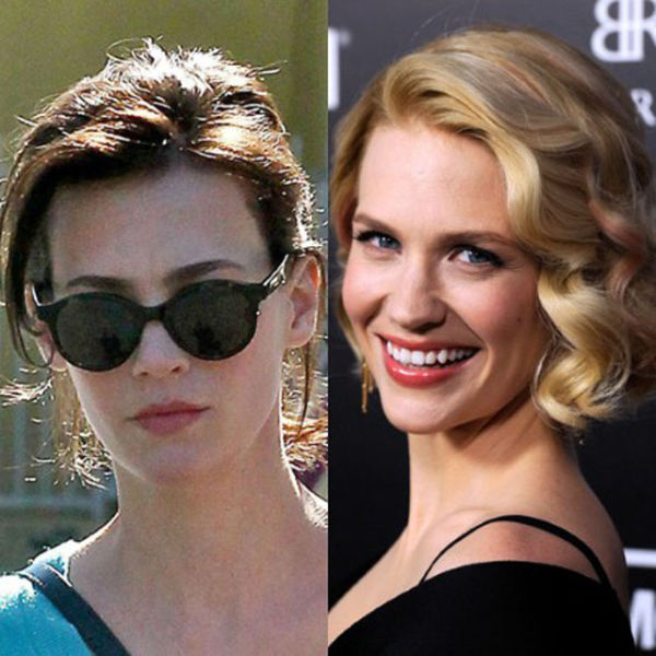 Celebrity Transformation: Blonde vs. Brunette