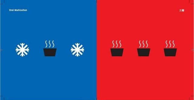 Fun Creative Illustrations Highlight the Differences of Eastern vs. Western Cultures