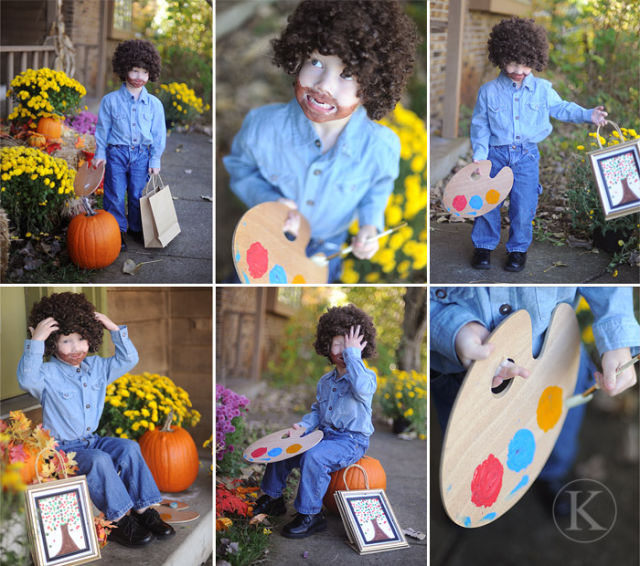 Kiddie Halloween Costumes That Parents Had Some Fun with