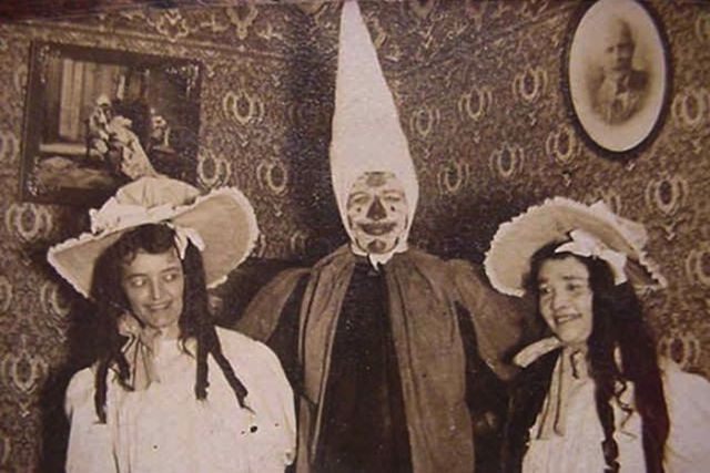 Some of the Scary Halloween Costumes from Years Gone By