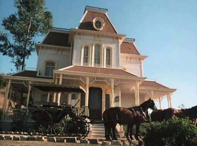 The Iconic Psycho House over the Years