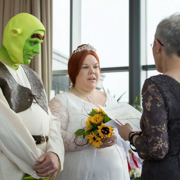 Photos Catch Funny Wedding Moments (45 pics + 1 gif ...