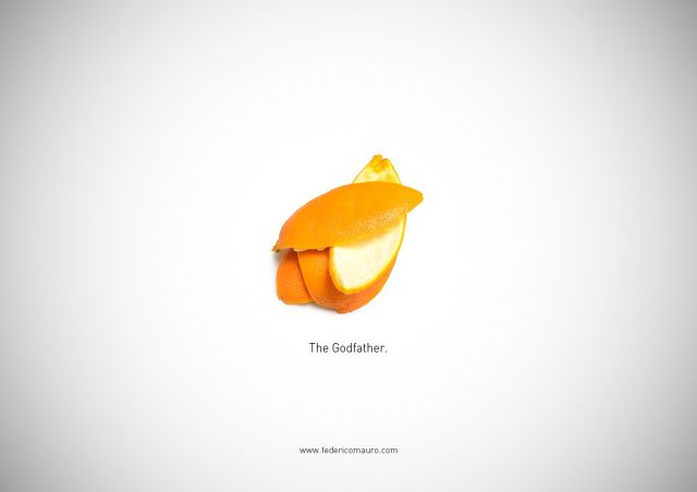 Popular Films and TV Shows Interpreted as Food and Drinks