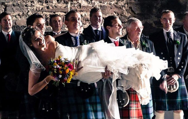 See Why This Bride Made Her Husband Wait Seven Years