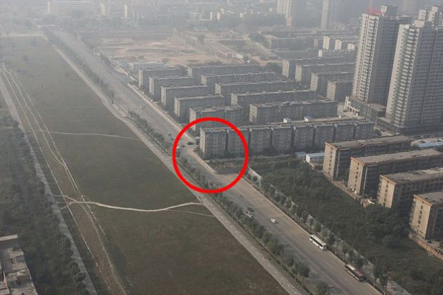 Amusing chinese construction fail 4 pics for Architecture fail