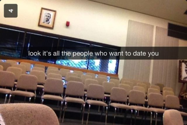 Brilliantly Funny Captioned Snapchats