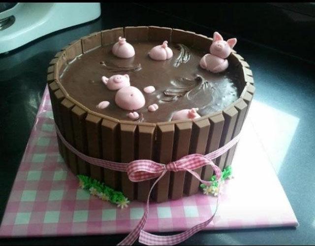 Weird, Wacky and Wonderful Cakes