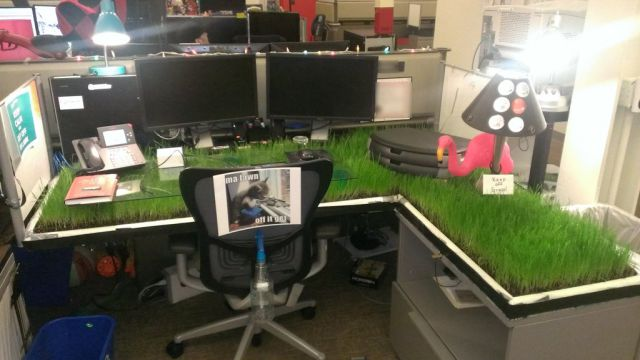 Funny Practical Joke to Play at Work