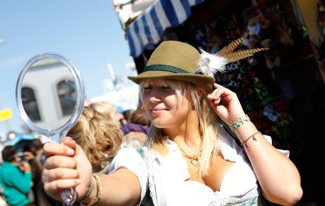 All the Fun and Festivities of Oktoberfest 2013