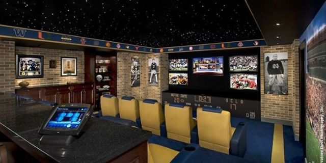 Man Caves That Are So Awesome