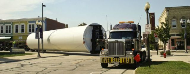 Supersized Truck Loads