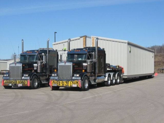 Supersized Truck Loads