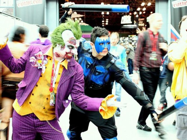 The Fancy, Freaky and Fun Cosplay Costumes from New York Comic Con