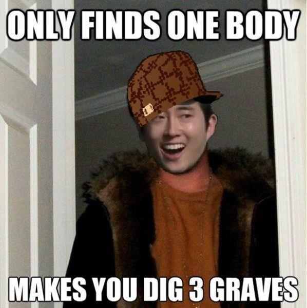 """Walking Dead Memes"" That Fans Will Find Funny"