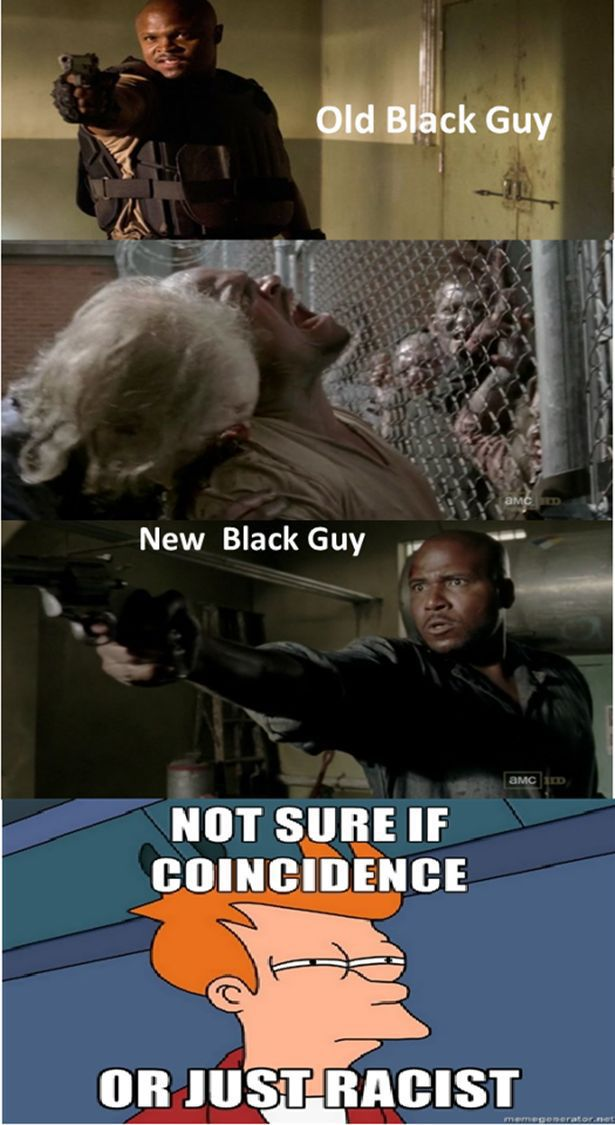 """Walking Dead Memes"" That Fans Will Find Funny"