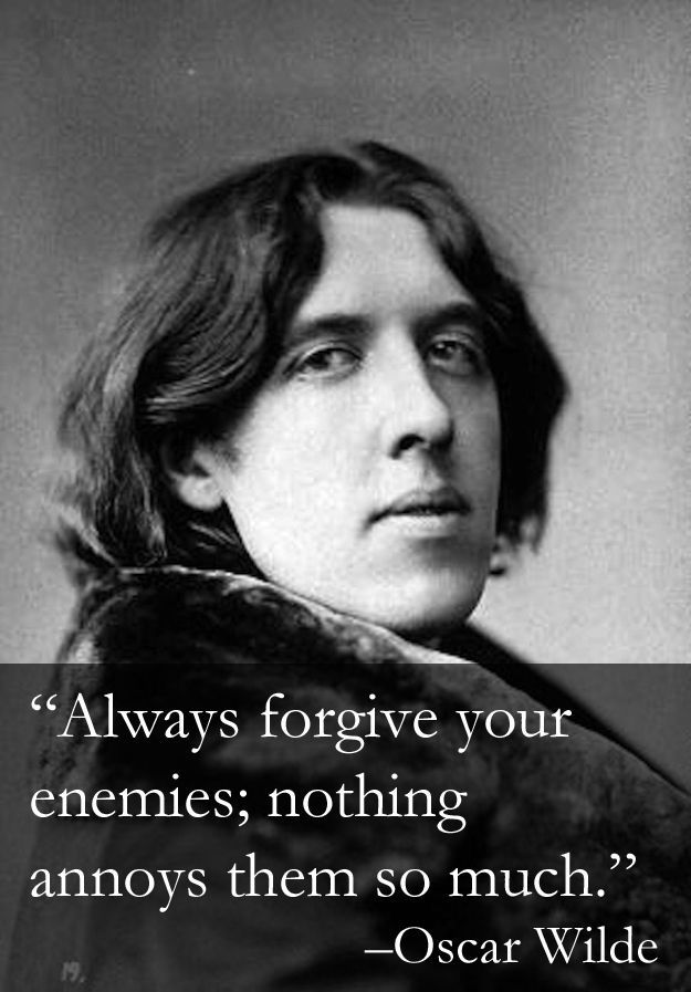 Oscar Wilde's Most Amusing Quotes and Sayings Ever