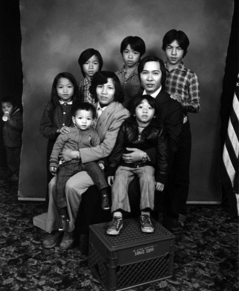 A Decade of American Family Portraits