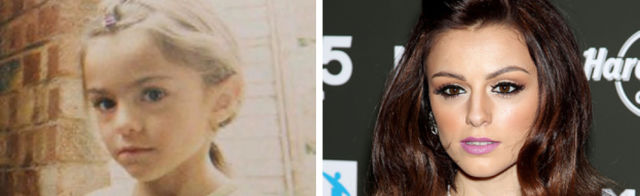 Sweet Childhood Photos of Music Stars Compared to Recent Pics