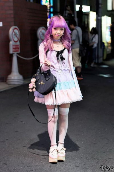 Fashion Forward People Spotted on the Streets of Tokyo