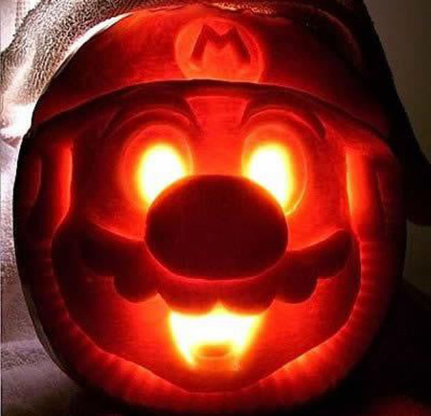 Inspiration for This Year's Obligatory Halloween Pumpkin Carving