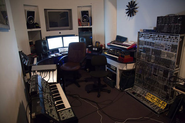 The Rooms All Music Lovers Dream About