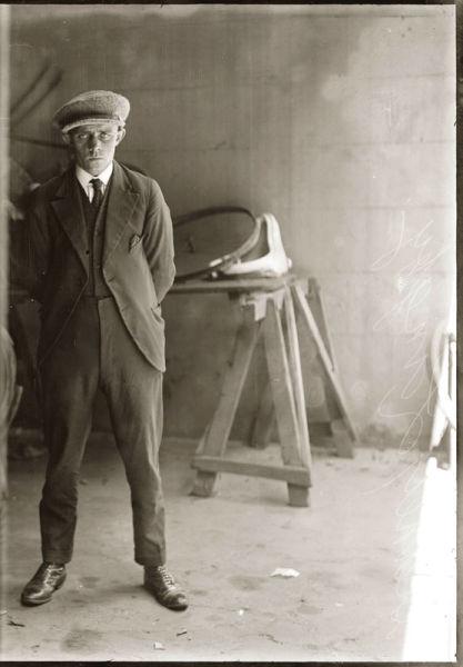 Vintage Mug Shots of 1920s Criminals