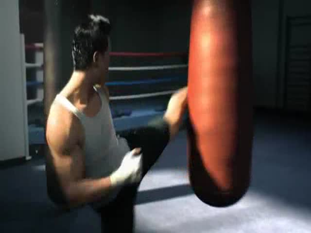 Awesome Animated Fight: Donnie Yen vs Bruce Lee