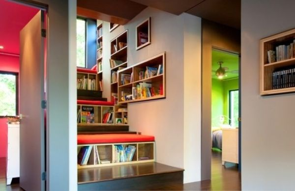 A Bookworms House Is Not Complete without One of These Cool Additions