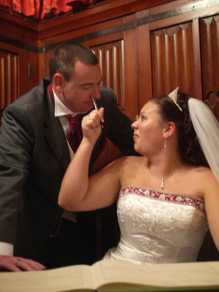 Crazy, Candid and Totally Laugh out Loud Wedding Moments