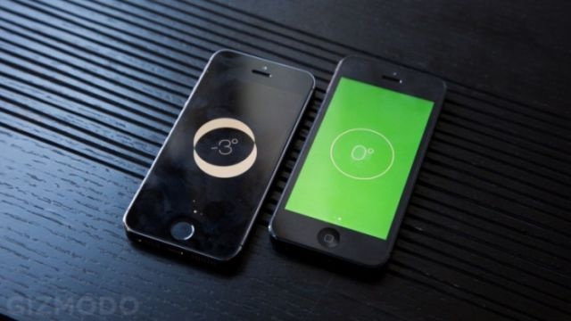 Problems with the iPhone 5S Compass and Level