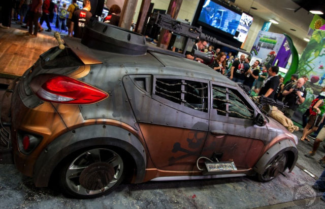 A Must-Have Car in the Zombie Apocalypse