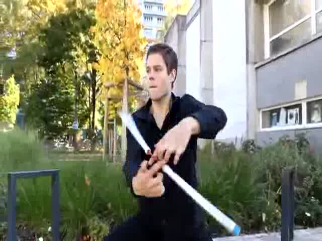 Mind-blowing Nunchaku Skills
