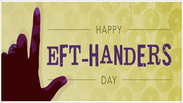 Interesting Things You Might Know about Left Handedness