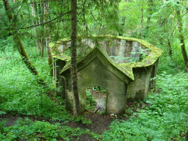 Places That Have Been Abandoned in Time