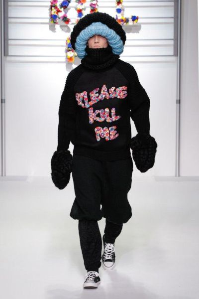 When It's This Crazy, It Can Only Be Fashion