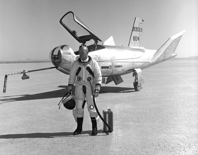 A Great Collection of Flying Machines from the 1950s Onwards