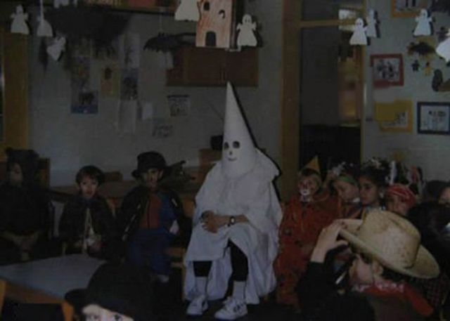 Terrible and Completely Tactless Halloween Costumes