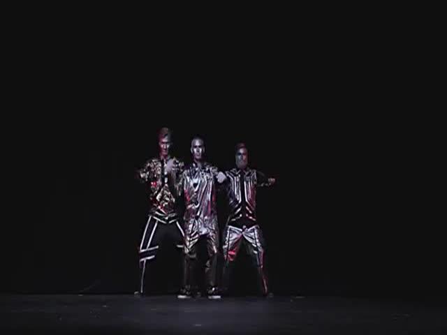 Mind-Blowing Robot Dance